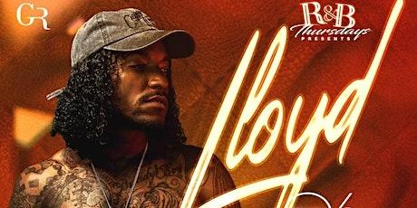 R&B Thursday's Presents Lloyd Live June 24th At Goldroom tickets