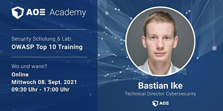 IT Security nach OWASP Top 10 Training - AOE Academy entradas
