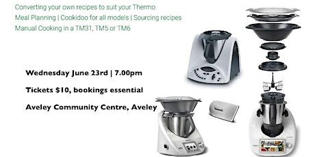 Thermomix Recipe Workshop tickets