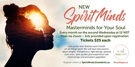 Spiritminds - Masterminds for the Soul tickets