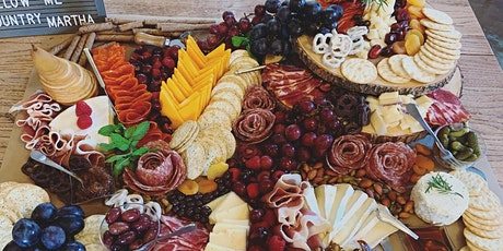 Charcuterie Board Class with Country Martha tickets