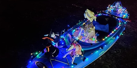 Frankenmuth Lighted Kayak Parade tickets