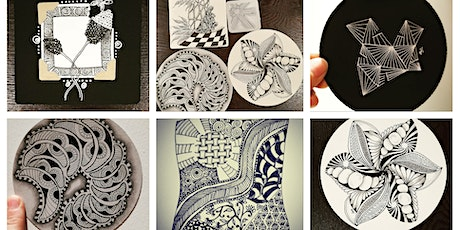 An Introduction To Zentangle tickets