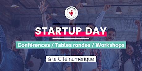 Startup Day ! billets