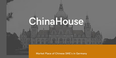 """ChinaLive """"ChinaHouse Hannover - Initiative"""" - public presentation tickets"""