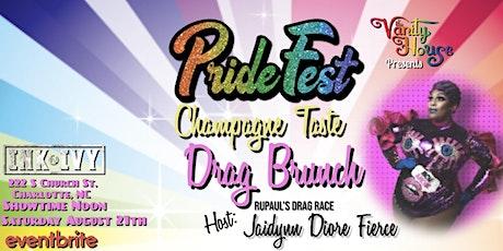 Pride Fest Champagne Taste Drag Brunch tickets