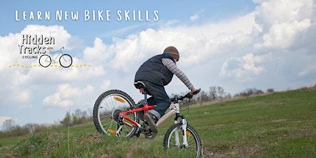 Off road bike skills days - perfect your bike handling tickets