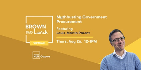 Mythbusting Government Procurement tickets