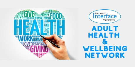 Adult Health and Wellbeing Network tickets