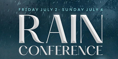 RAIN CONFERENCE 2021 with Pst AYO AJANI tickets