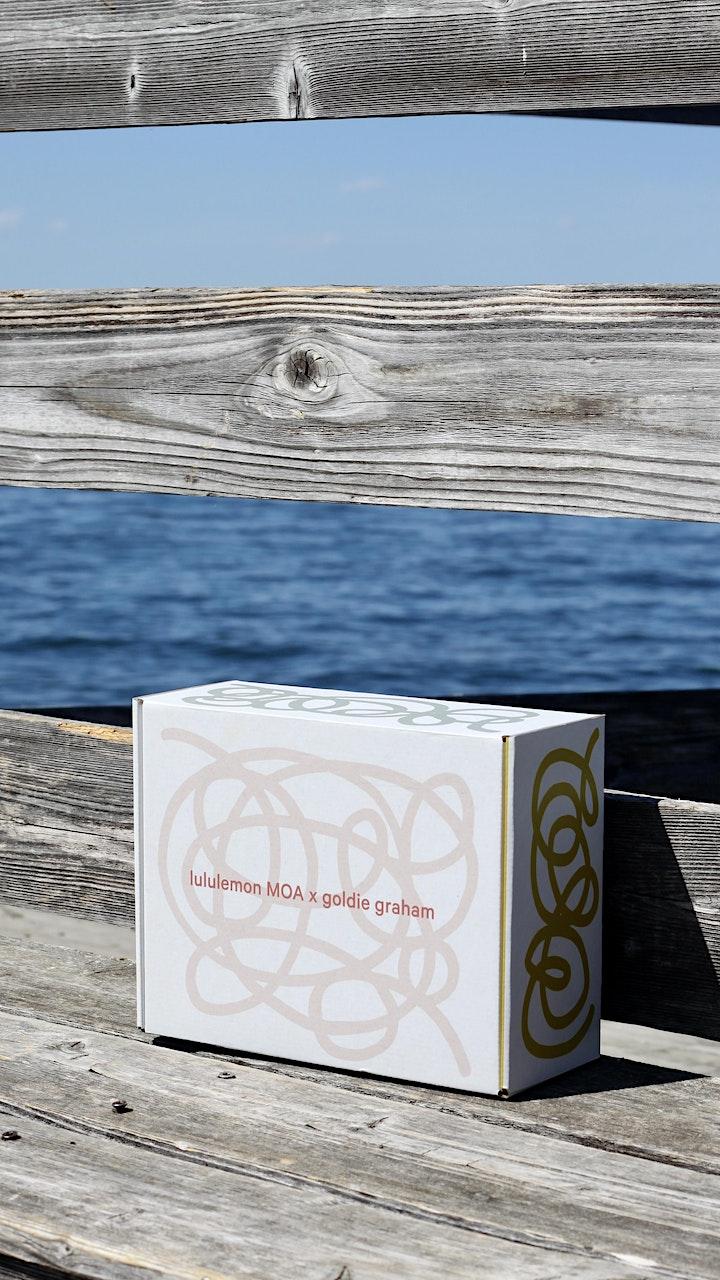 MOA lululemon x Goldie Graham Experiential Kit image