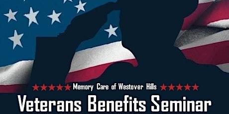 Veterans Benefits Seminar tickets