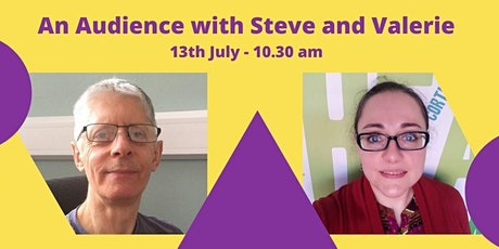 An Audience with Stephen and Valerie tickets
