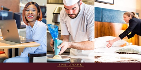 The Grand, York - Careers Open Day tickets