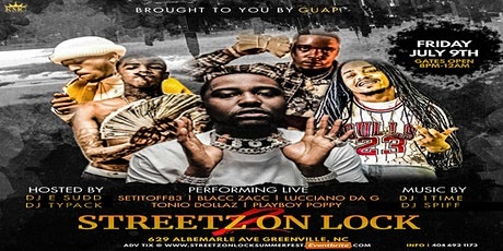 Streetz On Lock Summer Fest tickets