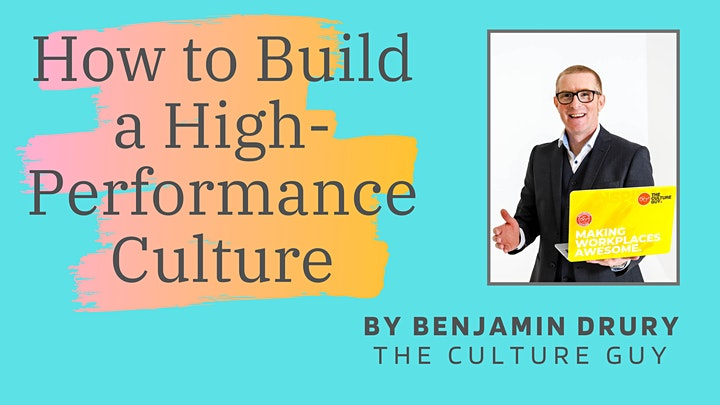 HR Forum - How to Build a High-Performance Culture image