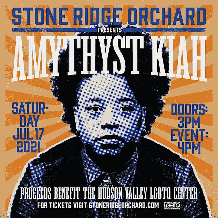 Stone Ridge Orchard Presents Amythyst Kiah image