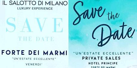 IL SALOTTO DI MILANO | Luxury  Private Sales Event biglietti
