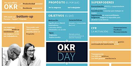 Encuentro de la comunidad OKR Day entradas