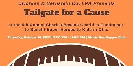 Tailgate for a Cause tickets