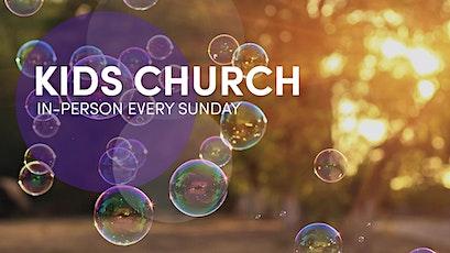 NJV Kids Church 9:00 AM (Sun., June.27, 2021) tickets