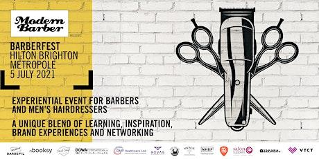 Modern Barber: BARBERFEST tickets