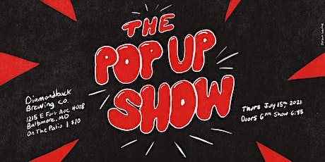 All Out Comedy Presents: The Pop Up Show #2 tickets
