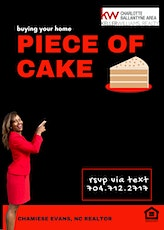 Buying your Dream Home - Piece of Cake tickets