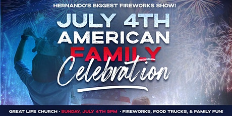 American Family Celebration & Fireworks tickets