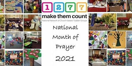 Zoom Prayer - 1277 Month of Prayer for Toddler Groups tickets