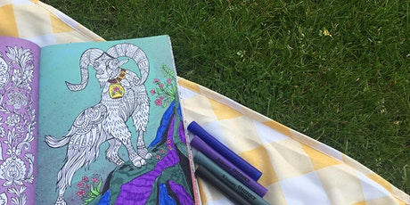 Gloucester Drink and Draw: Picnic in the Park (Theme: Misfit) tickets