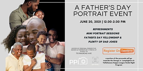 A Father's Day Portrait Event tickets