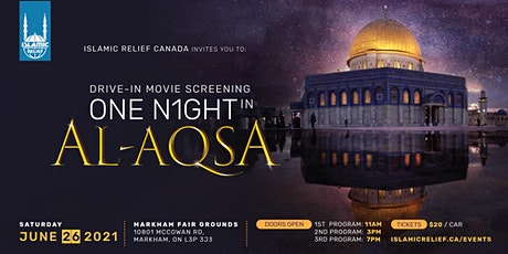 Markham: Drive-In Movie Screening and Program tickets