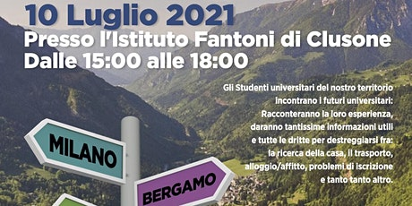Incontriamocisulserio - Universitari on the road biglietti