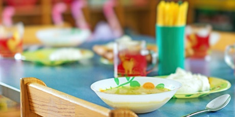 Cooking Matters Child Care Professionals: Meal Appeal tickets