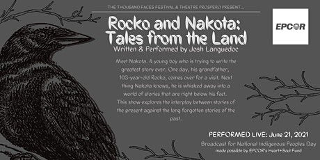 Rocko and Nakota: Tales From the Land fundraiser tickets
