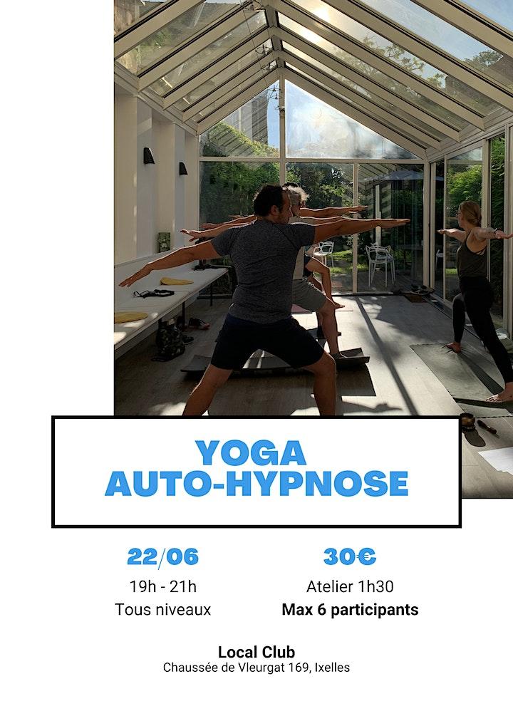 Image pour Yoga + Autohypnose 22/06/21 - nouvelle date