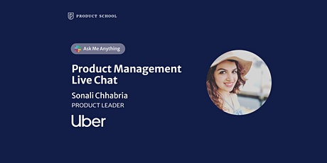 Live Chat with Uber Product Leader tickets