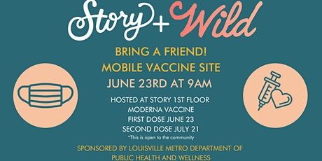Mobile Vaccine Site at Story Louisville tickets