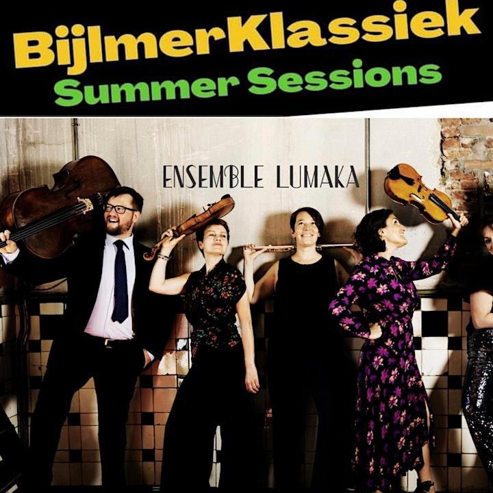 Afbeelding van AFGELAST Bijlmer Klassiek | Summer Sessions -Ensemble Lumaka
