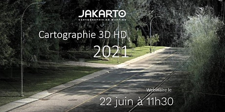 Jakarto: notre cartographie 3D HD pour 2021 biglietti