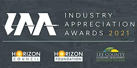 2021 Industry Appreciation Awards tickets