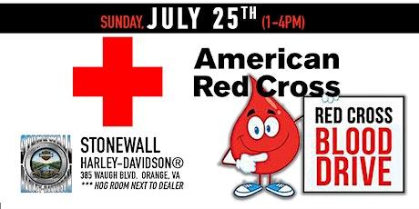 Blood Drive at StonewallHD tickets