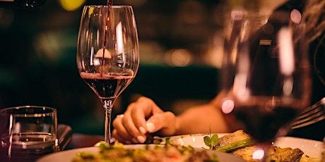 Harmonizaçã = Filé à Wellington e vinho ingressos