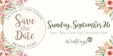 United at the Union Wedding Expo tickets