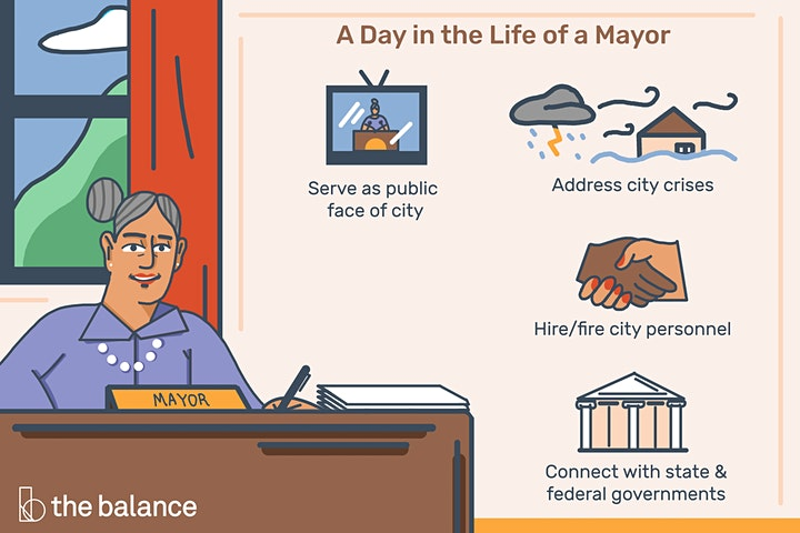 Seattle 5-Commission Candidate Forum: City Mayor image