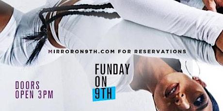 Mirror Lounge Sunday Funday tickets