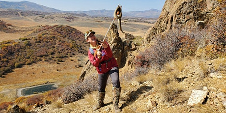 Our Wild Watershed: Rattlesnakes Zoom Presentation with Dr. Emily Taylor tickets