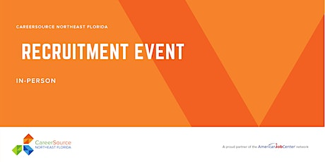 Florida Department of Correction Florida State Prison In-Person Recruitment tickets