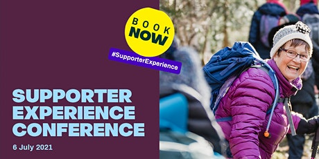 Supporter Experience Conference 2021 tickets